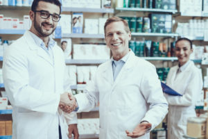 Reprise entreprise pharmacie