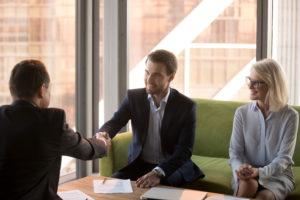 Reprise entreprise opérations financières et assurances